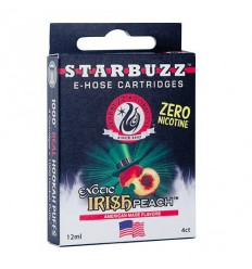 Starbuzz E-hose cartridge Irish Peach, 1ks