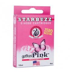 Starbuzz E-hose cartridge Pink, 1ks