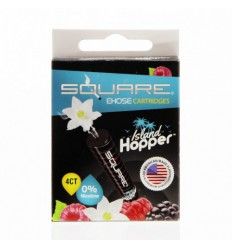 Island Hopper 0mg Square Cartrige