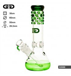 BONG GG H: 30CM O:65/50MM DIAMETER SOCKET 29.2MM