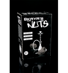 Kokosové uhlíky Kaya Nuts 1kg