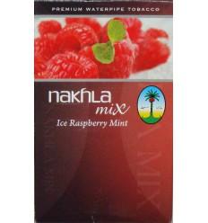 Tabák do vodní dýmky Nakhla mix Ledové maliny s mátou 50 g