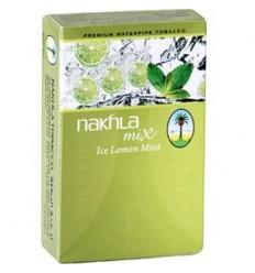 Tabák do vodní dýmky Nakhla mix Ledový citron s mátou 50 g
