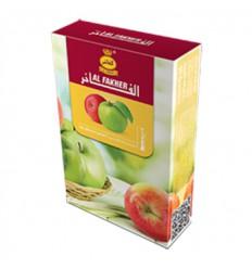 Al Fakher 25 Dvojité Jablko - 50g, tabák do vodní dýmky