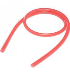 Hadice silikonová 150 cm červená