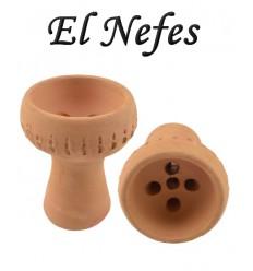 Hliněná korunka El Nefes