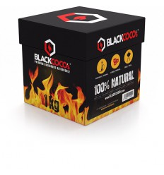 Kokosové uhlíky BLACKCOCO's, 1kg