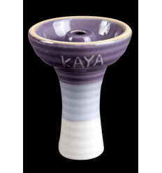 Korunka Kaya Mini Phunnel purpurově-bílá