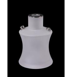 Váza pro vodní dýmku Oduman N2 bílá