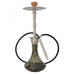 Vodní dýmka Narikela 6, 69cm, šedá