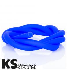 Hadice silikonová 150 cm modrá