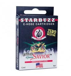 Starbuzz E-hose cartridge Green Savoir, 1ks