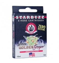 Starbuzz E-hose cartridge Golden Grape, 1ks