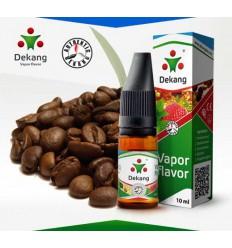 Káva / Coffee, e-liqid DEKANG Silver