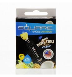 Malibu Silk 0mg Square Cartrige