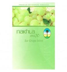 Tabák do vodní dýmky Nakhla mix Ledové víno s mátou 50 g