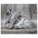 Váza pro vodní dýmku Hookah Flame Trinity