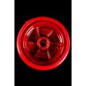 Korunka Kaya Silikon Funnel Lamela Insert, červená